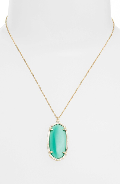 Kendra Scott 'Elise' Pendant Necklace