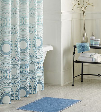 Berkley Medallion Bath Accessories