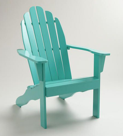 baltic blue classic adirondack chair everything turquoise