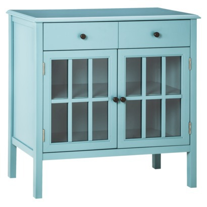 Windham accent cabinet with drawer everything turquoise for Accent furnitureable