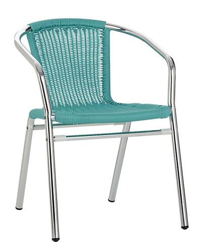 Rex Aqua Dining Chair