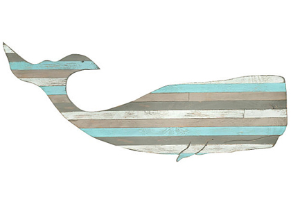 Pallet Moby Whale Wall Art Everything Turquoise