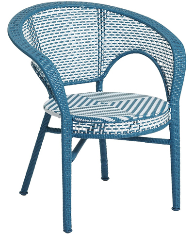 San Martin Chair in Ocean