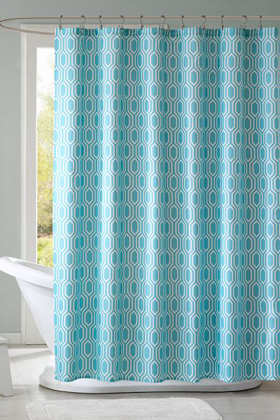 Shower Curtains   Everything Turquoise