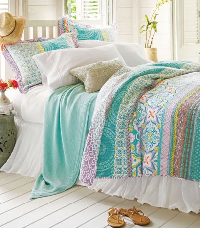 Positano Bedding Collection Everything Turquoise