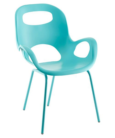 Surf Blue Oh! Chair