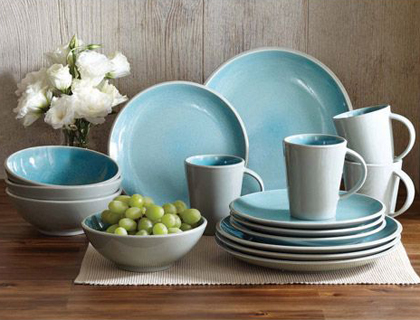 Dinnerware Everything Turquoise Page 4