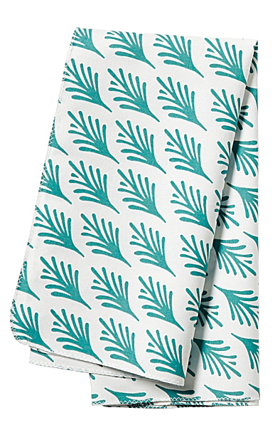 Teal Captiva Napkins