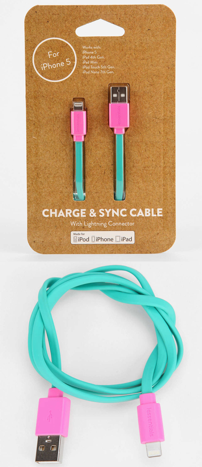 UO Lightning Charge & Sync Cable
