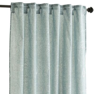 Blue Amelie Curtain