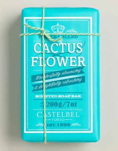 Castelbel Retro Cactus Flower Soap