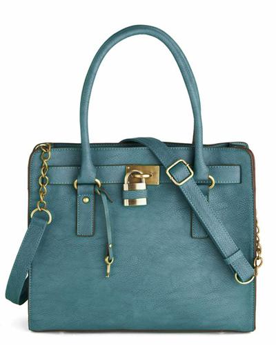 Full Course Load Bag in Matte Teal