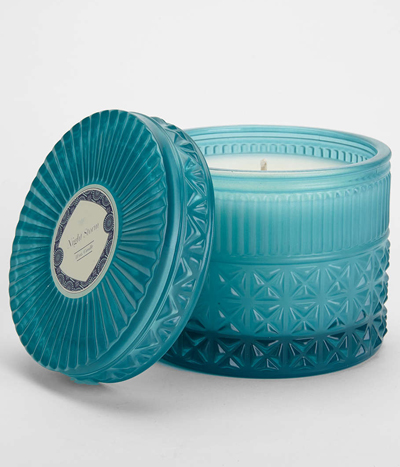 Capri Blue Muse Glass Candle