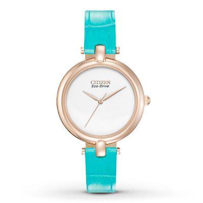 Citizen Eco-Drive Silhouette Watch
