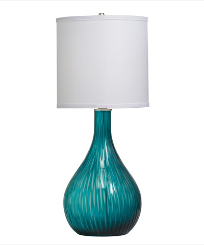 aqua table lamp everything turquoise. Black Bedroom Furniture Sets. Home Design Ideas