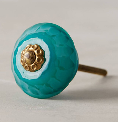 Faceted Erabella Knob