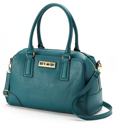 Mirella Convertible Barrel Satchel