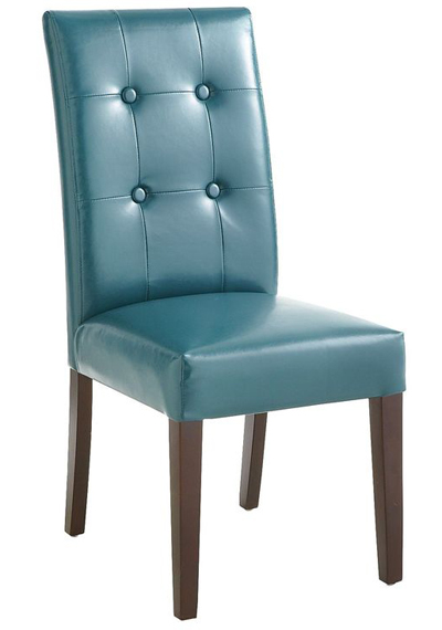 Teal Mason Dining Chair