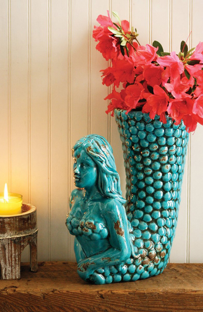 The Mermaid Vase