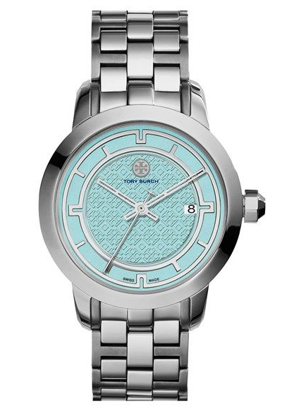 Tory Burch 'Tory' Bracelet Watch