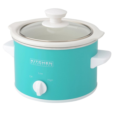 Turquoise Slow Cooker