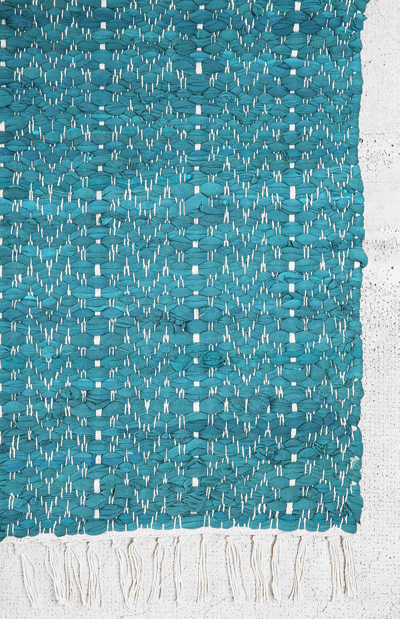 Turquoise Charlize Rug