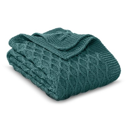 Chenille Wave Throw