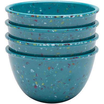 Confetti Set of 4 Pub Prep Bowls