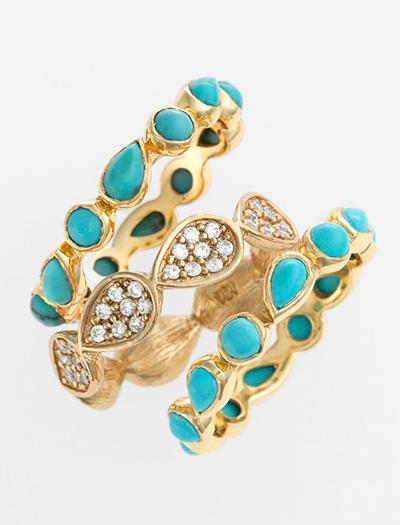 Etta Stackable Rings