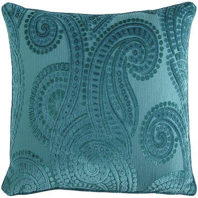 Harlem Blues Paisley Pillow