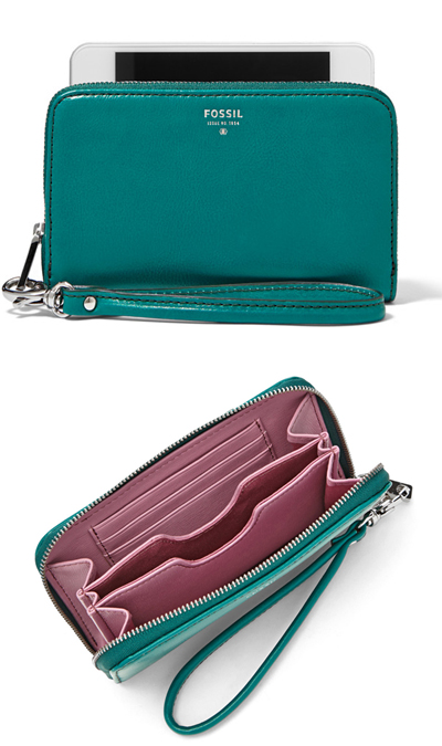 Sydney Zip Phone Wallet