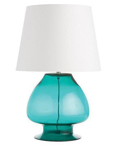 Arteriors Turquoise Havana Table Lamp