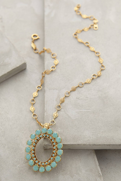 Bellis Pendant Necklace
