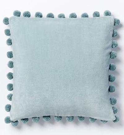 Jay Street Ashti Pom Pom Pillow Cover
