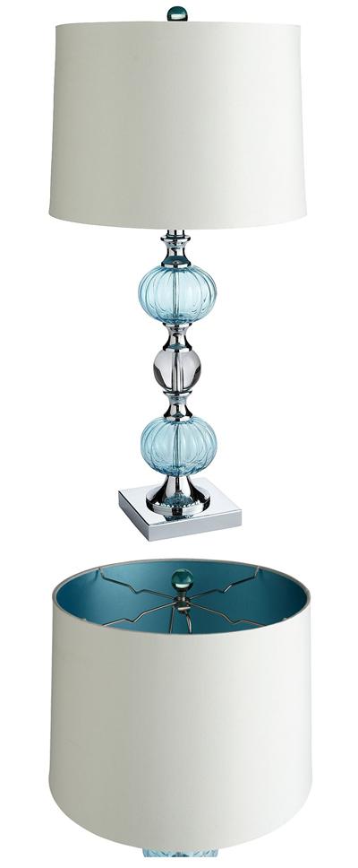 Aqua Bubble Lamp