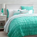 Ombre Ruched Quilt