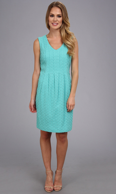 Pendleton Eyelet Dress