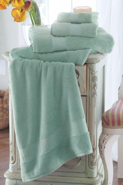 Bamboo & Egyptian Cotton Towel