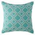 Clover Trellis Decorative Pillow