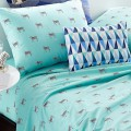 Martha Stewart Whim Zebra Sheet Set