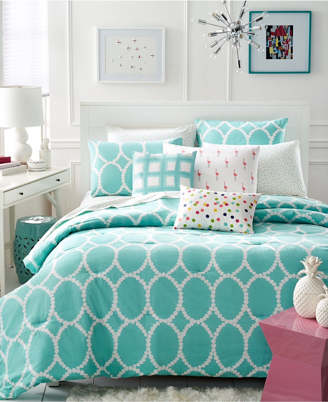 Bedding Everything Turquoise Page 5