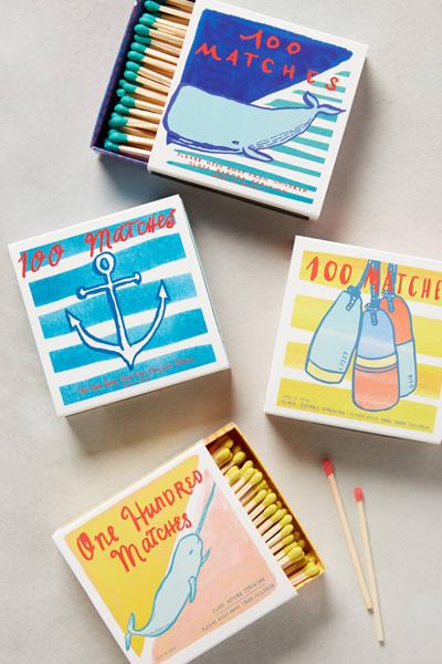 Nautical Matches