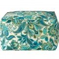 Square Outdoor Pouf
