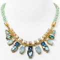 ABS by Allen Schwartz Drama Statement Necklace