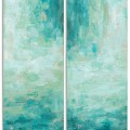 Haven Abstract Art - Set of Two