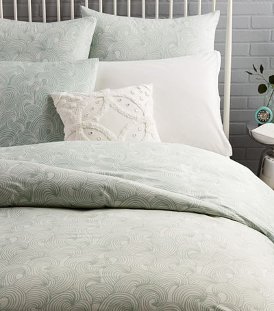 High Tide Duvet Cover