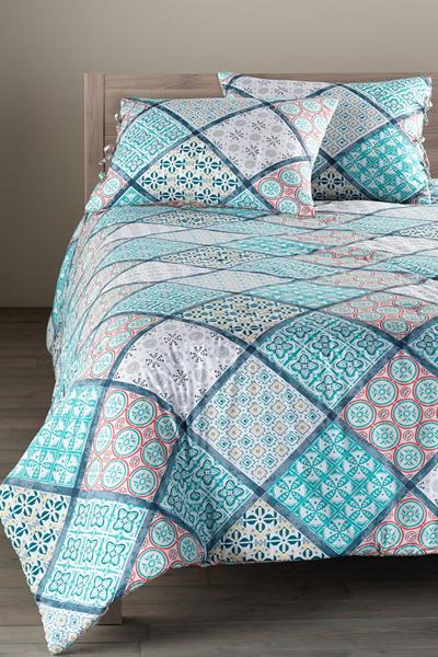 Mediterranean Tiles Comforter