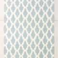 Flourish Tile Printed Rug