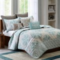 INK+IVY Melbourne 3-pc. Coverlet Set