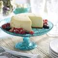 Fiona Pressed Glass Cake Stand
